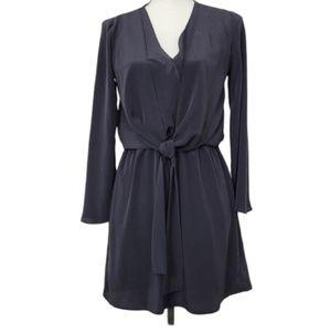 Topshop Long sleeve Black dress size 2